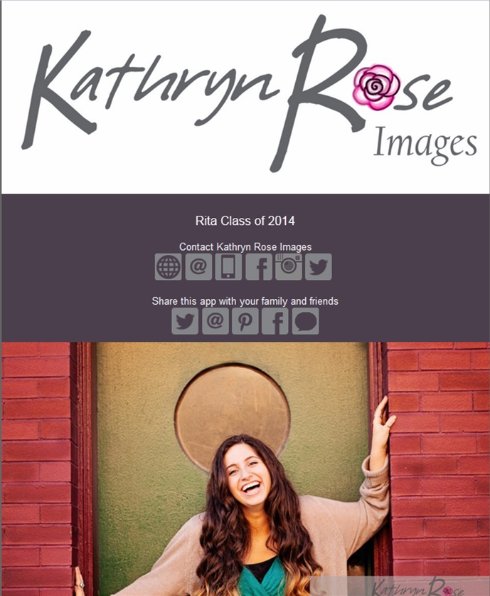 Kathryn Rose Images New App