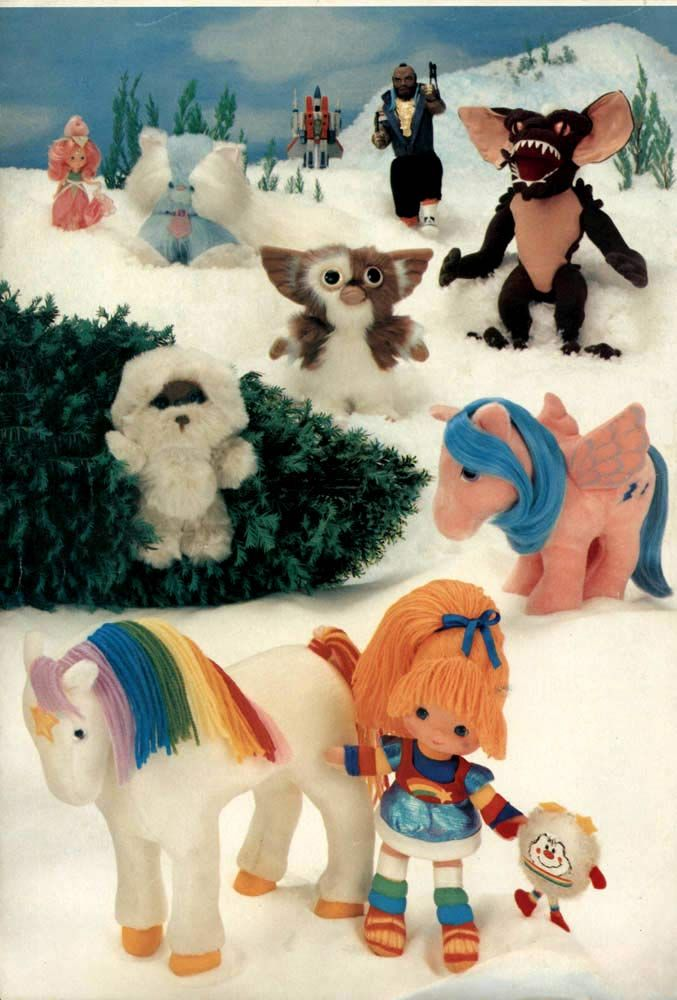 Toys from Sears Catalog